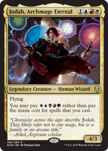 Image result for jodah, archmage eternal mtggoldfish