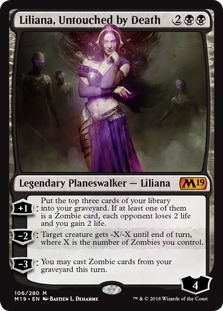 Image result for liliana, untouched by death mtggoldfish