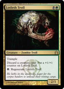 Image result for lotleth troll mtggoldfish