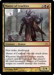 Image result for master of cruelties mtggoldfish