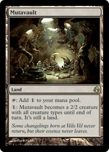 Image result for mutavault mtggoldfish