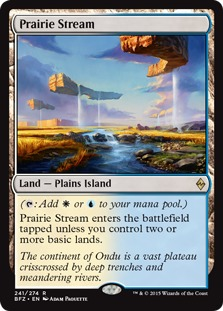 Image result for prairie stream mtggoldfish