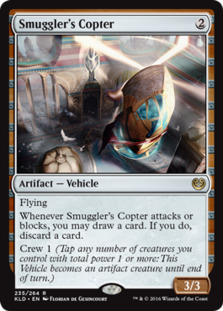 Image result for smuggler's copter mtggoldfish