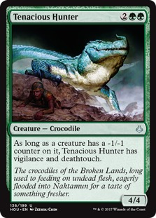Image result for tenacious hunter