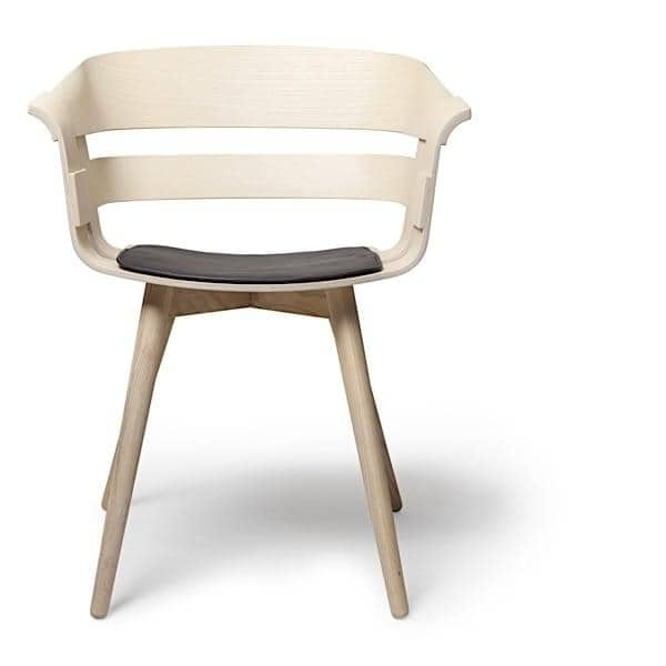 The chair WICKER CHAIR DESIGN HOUSE STOCKHOLM
