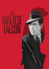 Netflix: The Maltese Falcon | Humphrey Bogart stars as private eye Sam Spade in this noir classic that finds the sultry Miss Wonderly seeking protection from a man named Thursby.