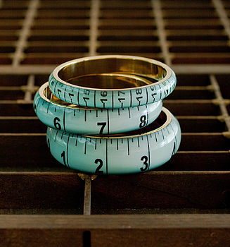 tape measure bracelets, lintmeter armbanden