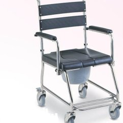 Shower Chair Malaysia Vintage Leather Desk Stainless Steel Commode Cum Flip Up Armrest Hh1010 Rehabilitation Equipment Johor Bahru Jb Supplier Suppliers