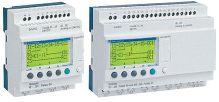 PLC  Zelio Logic Schneider Electric Malaysia Selangor Kuala Lumpur KL Supplier Suppliers