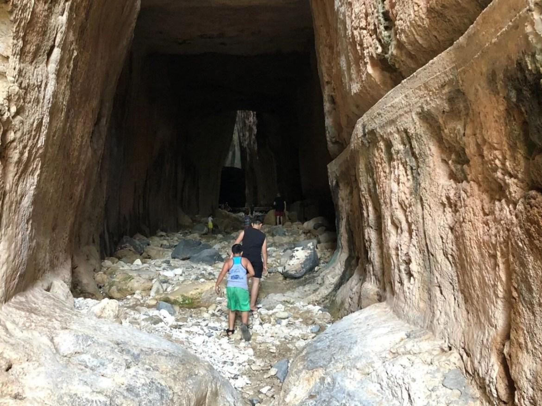 Bin esirin yaptığı mühendislik harikası 'Titus Tüneli'ne turist akını - 10