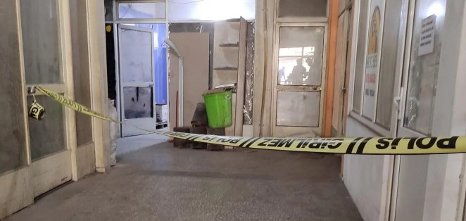 Sağlık çalışanı enjektörle ilaç alarak intihar etti 13