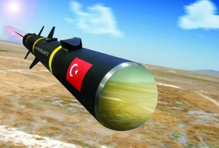 Türkiye'nin ilk silahlı insansız deniz aracı, füze atışlarına hazır - 251