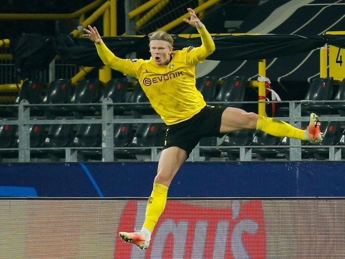 3 notes from Haaland in 90 minutes (Champions League results of the night) - 4