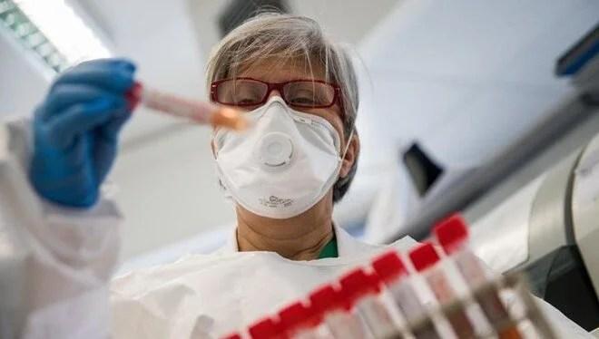 Corona virüse karşı en riskli kan grubu belirlendi - 48