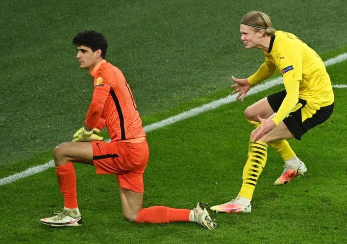 3 records from Haaland in 90 minutes (results of the night in the Champions League) - 5