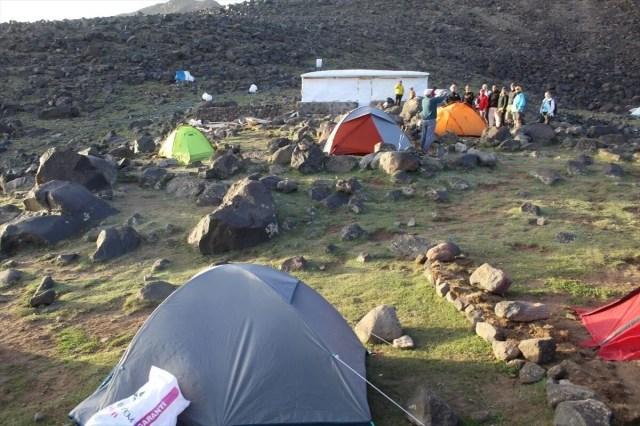 Ağrı Dağı'nda dağcıların en büyük yardımcısı: Türkiye'nin yerli 'şerpa'ları - 9