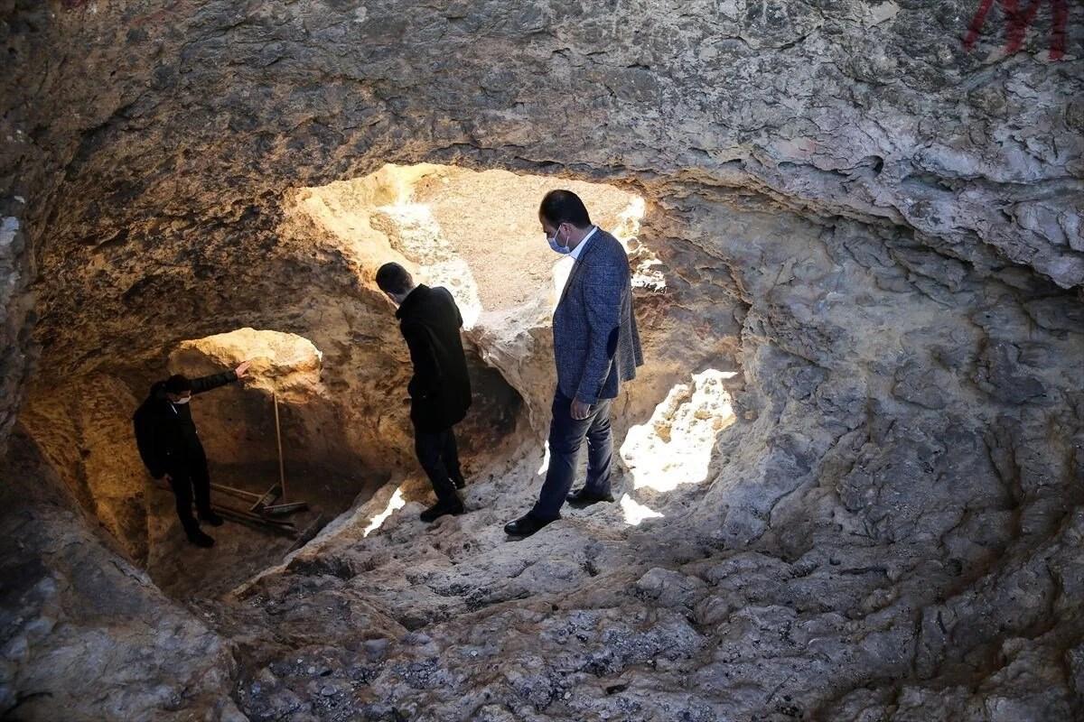 'Peygamberler diyarı' Eğil'in asırlık tünelleri turizme kazandırılıyor - 8
