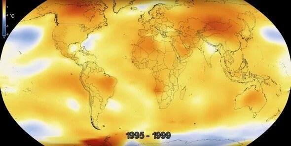 Dünya 'ölümcül' zirveye yaklaşıyor (Bilim insanları tarih verdi) - 125