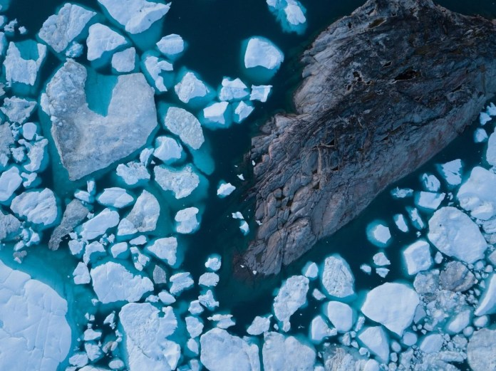 Grönland yok oluşa adım adım yaklaşıyor: Erime durdurulamaz seviyede - 9