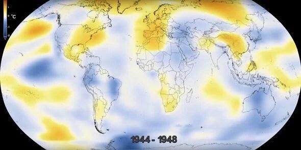 Dünya 'ölümcül' zirveye yaklaşıyor (Bilim insanları tarih verdi) - 73