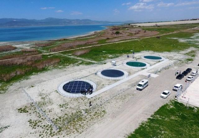 DSİ çalışma başlattı: Burdur Gölü'nü kurtarmak için 'yüzer güneş panelleri' - 4