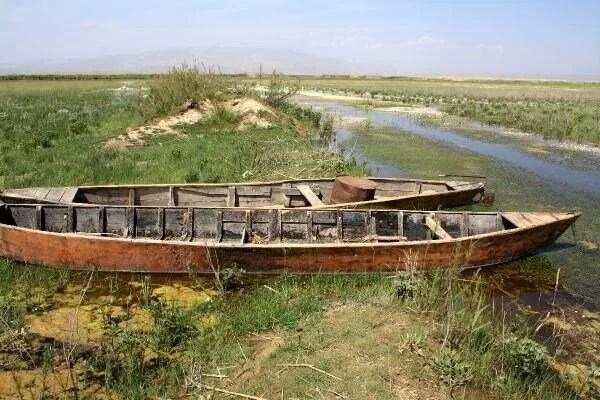 Eber Gölü yok olmak üzere: Hiç bitmez, tükenmez sandık - 1