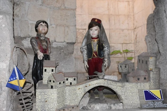 The museum in Gaziantep takes visitors on a cultural journey with games and toys - 11