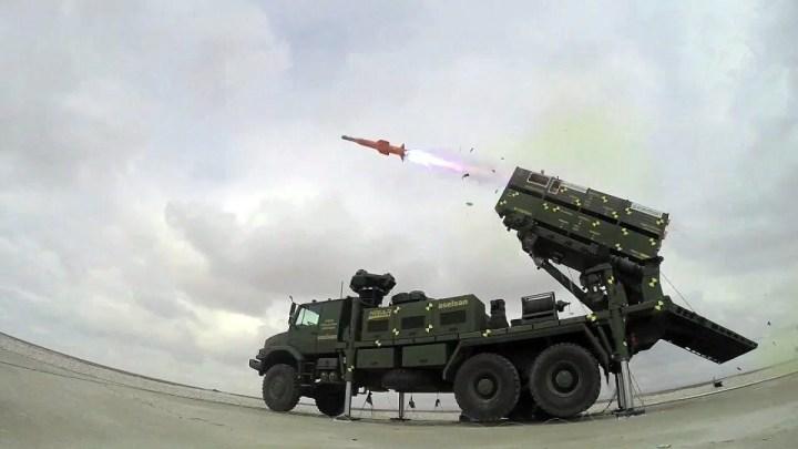 Türkiye'nin ilk silahlı insansız deniz aracı, füze atışlarına hazır - 249