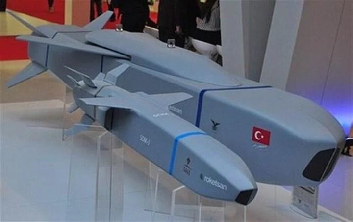 Türkiye'nin ilk silahlı insansız deniz aracı, füze atışlarına hazır - 166