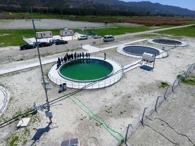 DSİ çalışma başlattı: Burdur Gölü'nü kurtarmak için 'yüzer güneş panelleri' - 1