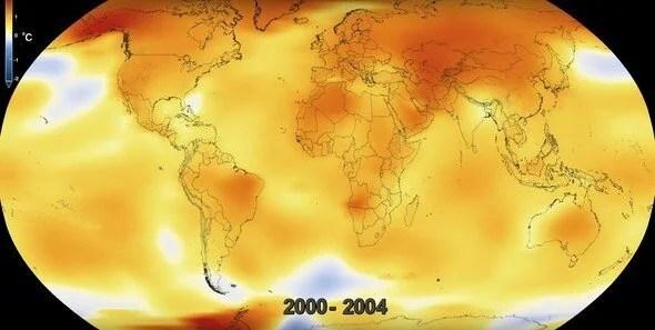 Dünya 'ölümcül' zirveye yaklaşıyor (Bilim insanları tarih verdi) - 130
