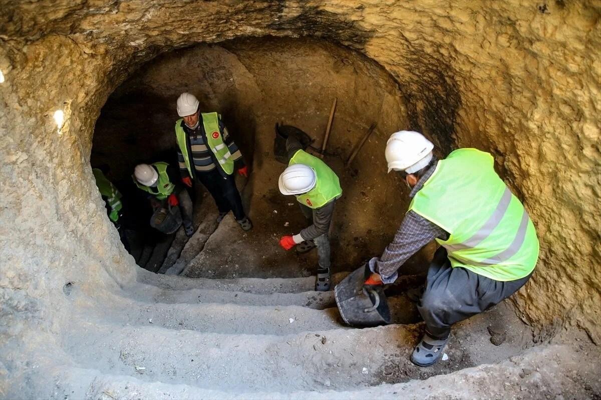 'Peygamberler diyarı' Eğil'in asırlık tünelleri turizme kazandırılıyor - 6
