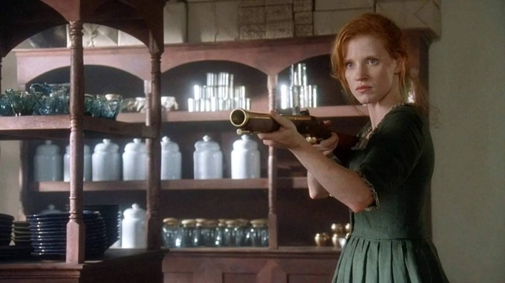 One of the best actors of his age: Jessica Chastain - 2