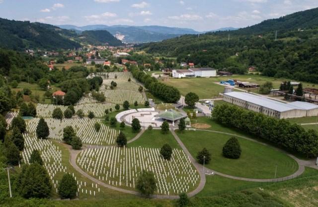 Çeyrek asır geçse de Srebrenitsa Katliamı unutulmadı (Srebrenitsa ...