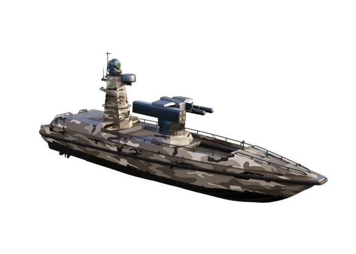 Türkiye'nin ilk silahlı insansız deniz aracı, füze atışlarına hazır - 25