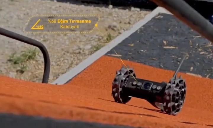 Türkiye'nin ilk silahlı insansız deniz aracı, füze atışlarına hazır - 99