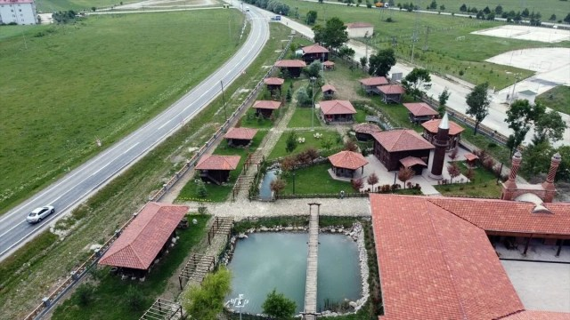 Dünyada bir benzeri olmayan köy: Ambarköy - 2