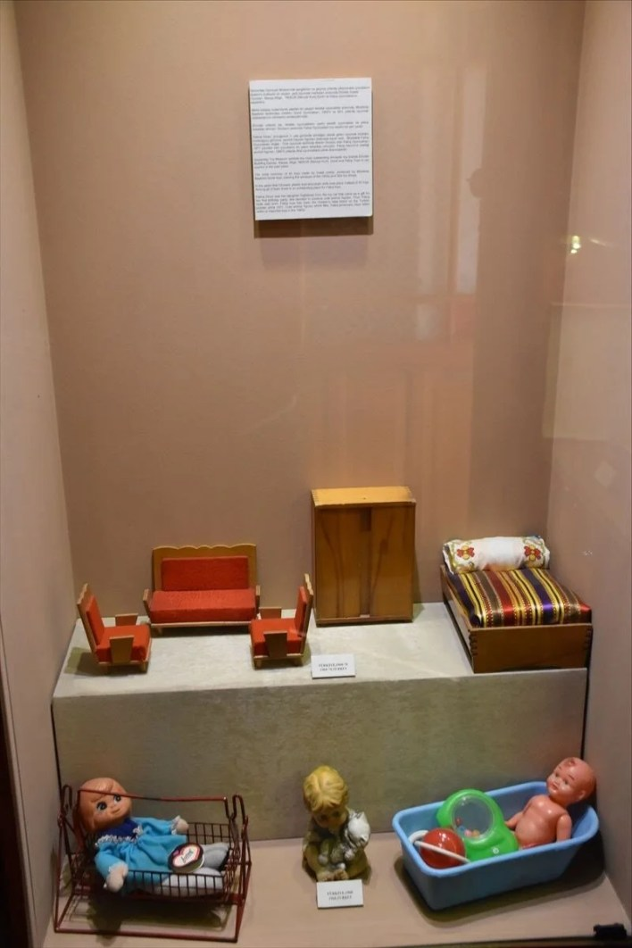 The museum in Gaziantep takes visitors on a cultural journey with games and toys - 8
