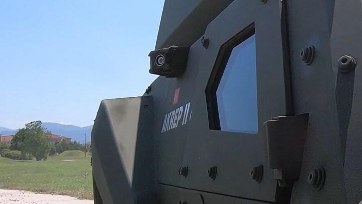 Türkiye'nin ilk silahlı insansız deniz aracı, füze atışlarına hazır - 122