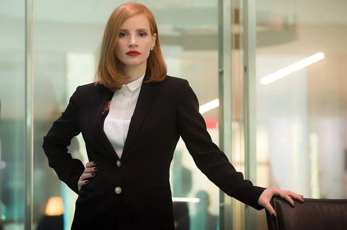 One of the best actors of his age: Jessica Chastain - 27