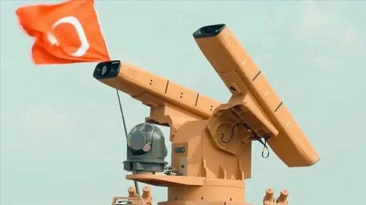 Türkiye'nin ilk silahlı insansız deniz aracı, füze atışlarına hazır - 78