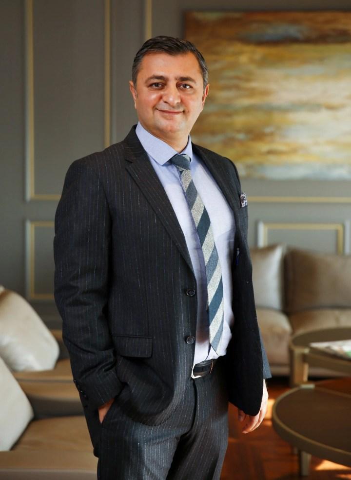 OİB Yönetim Kurulu Başkanı Baran Çelik