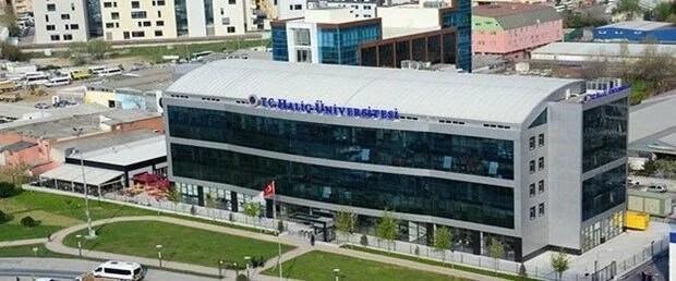 HALİÇ ÜNİVERSİTESİ (İSTANBUL-VAKIF)