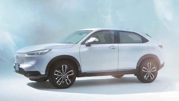 Honda yeni HR-V modelini tanıttı