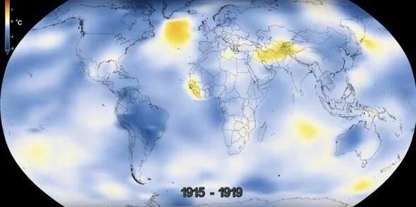 Dünya 'ölümcül' zirveye yaklaşıyor (Bilim insanları tarih verdi) - 44
