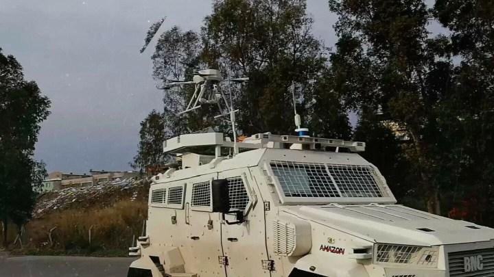Türkiye'nin ilk silahlı insansız deniz aracı, füze atışlarına hazır - 39