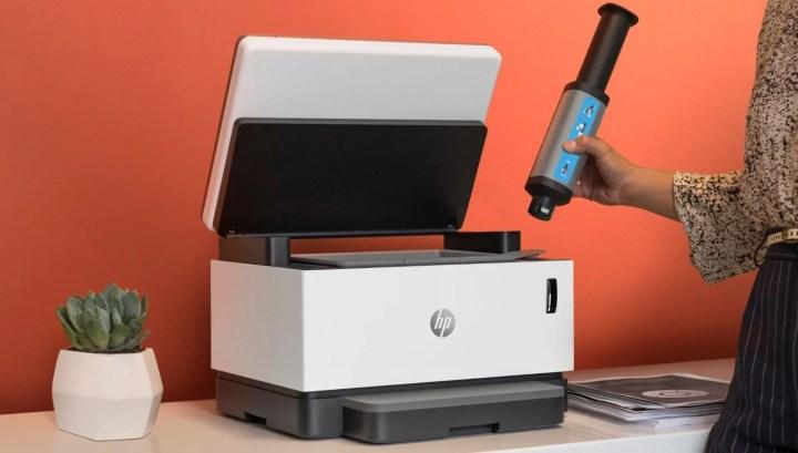 HP Neverstop: Masrafını çıkaran yazıcı!