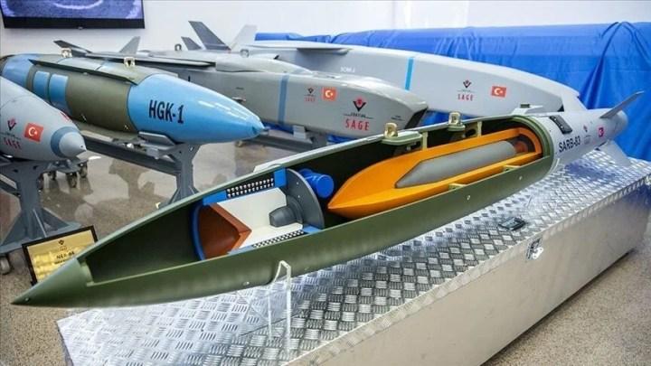 Türkiye'nin ilk silahlı insansız deniz aracı, füze atışlarına hazır - 62