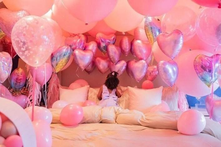Khloe Kardashian's daughter Doğru is 3 years old - 13
