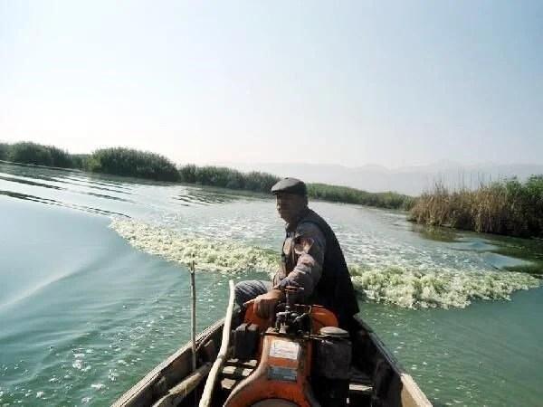 Eber Gölü yok olmak üzere: Hiç bitmez, tükenmez sandık - 5